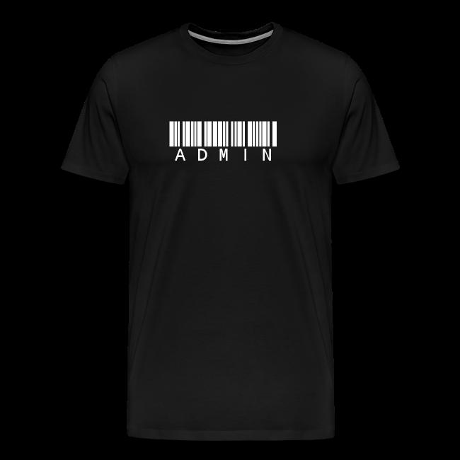 Admin T-Shirt www.code3175.com