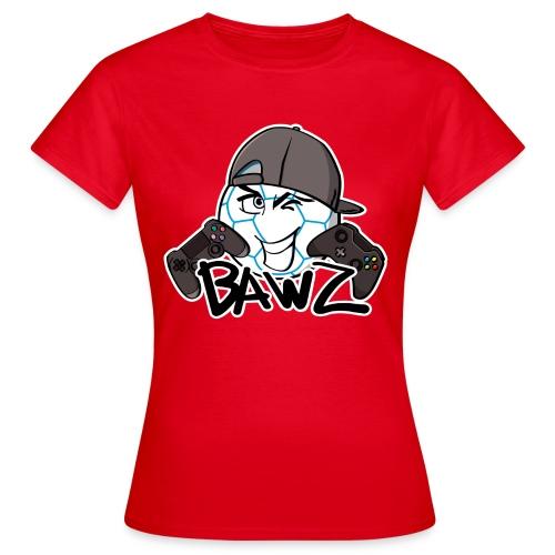 T-shirt vrouwen voetbal - Vrouwen T-shirt