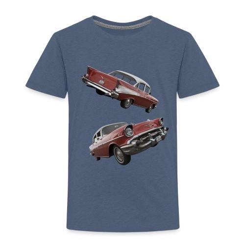 Kids Shirt Chevy Bel Air - Kinder Premium T-Shirt