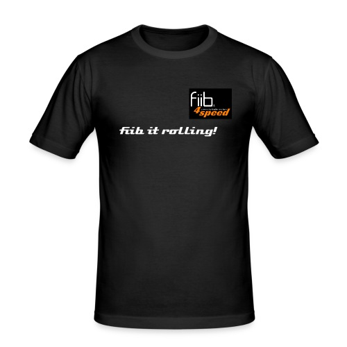 fiib it rolling T - Männer Slim Fit T-Shirt