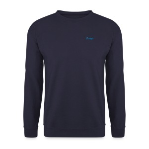 Sweatshirt Men Navy - Men's Sweatshirt