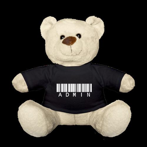 Admin-Bär - Teddy