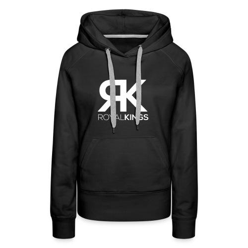 Vrouwen Hoodie - Vrouwen Premium hoodie
