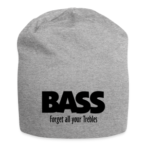 BASS Forget all your Trebles Mütze - Jersey-Beanie