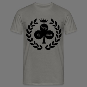 King of clubs - Men's T-Shirt