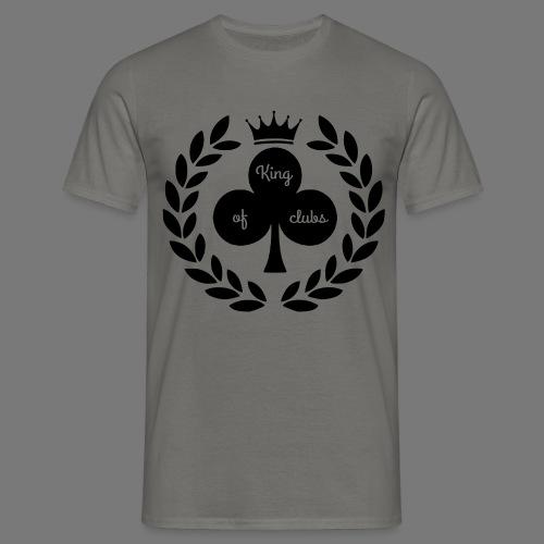 King of clubs - Men's T-Shirt