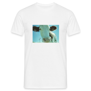 Cow life - T-shirt Homme