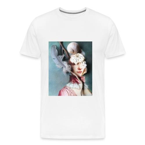 Queen 1 by Maximillion - Men's Premium T-Shirt