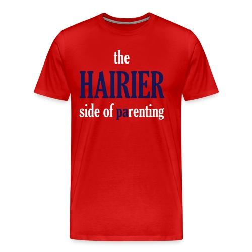 HAIRY PARENT - Men's Premium T-Shirt