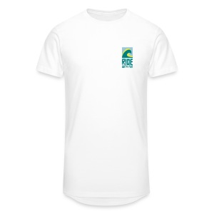 RWF Long Tee - Männer Urban Longshirt