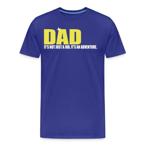 DADVENTURE - Men's Premium T-Shirt