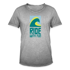 RWF Shirt - Männer Vintage T-Shirt