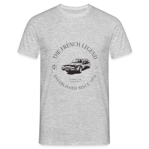 CITROEN CX FRENCH CAR - T-shirt Homme