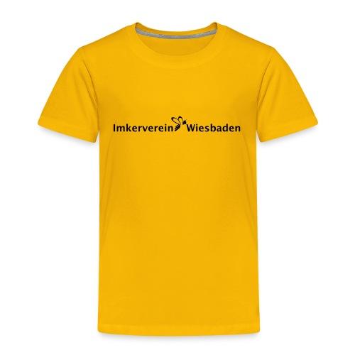 Logo  Imkerverein Wiesbaden - Kinder Premium T-Shirt