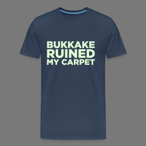 Bukkake - Men's Premium T-Shirt