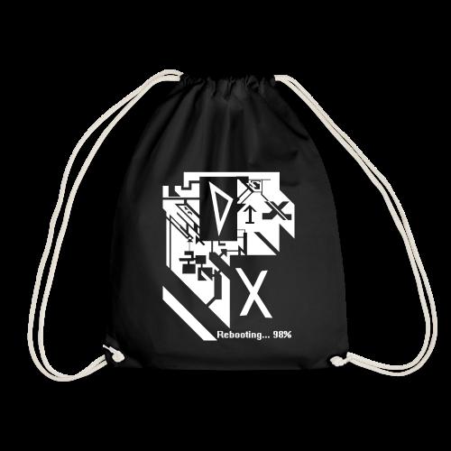 Reboot gym bag - Drawstring Bag