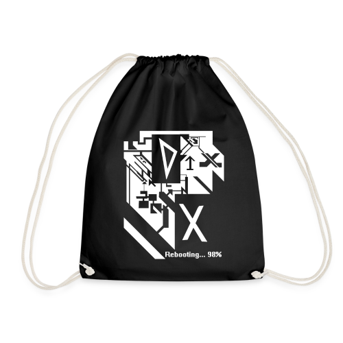 Reboot gym bag - Drawstring Bag