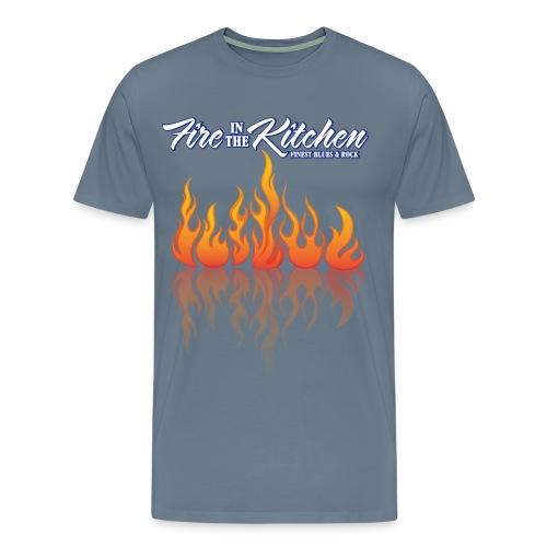 Fire In The Kitchen HotFlame's Shirt - Männer Premium T-Shirt