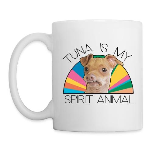 Tuna is my Spirit Animal Ceramic (multi) - Mug
