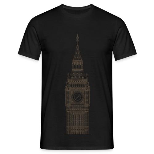 Big Ben London Monument - T-shirt Homme