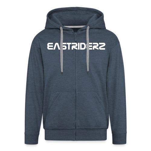 EastRiderz Zipper - Herren - Männer Premium Kapuzenjacke