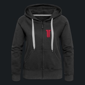 FHT Insignia - Women's Premium Hooded Jacket