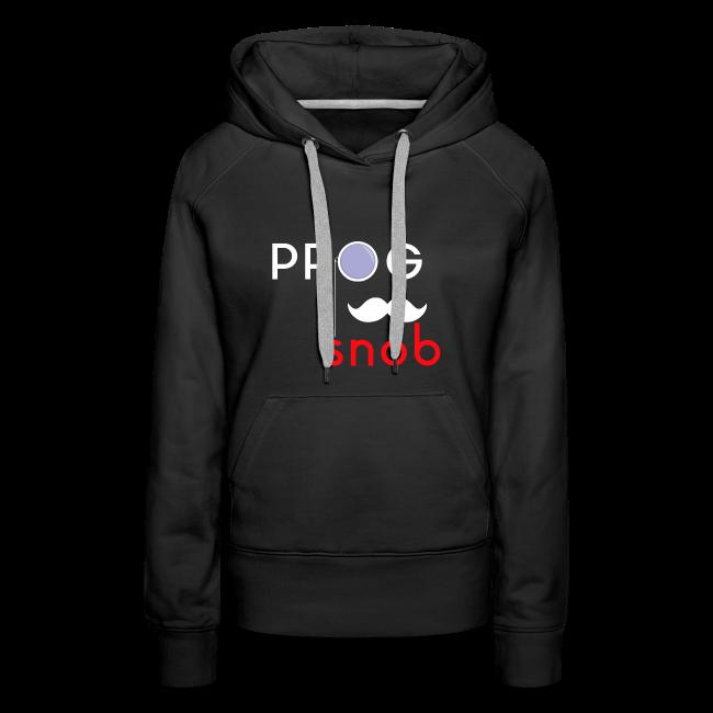 Prog Snob - Hoodie for women