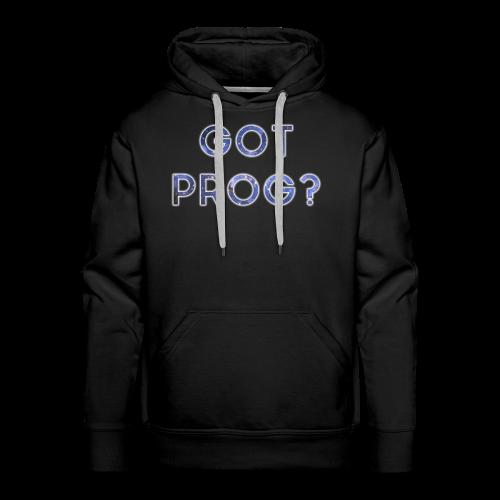 Prog Snob - Got Prog? - Hoodie for men - Men's Premium Hoodie
