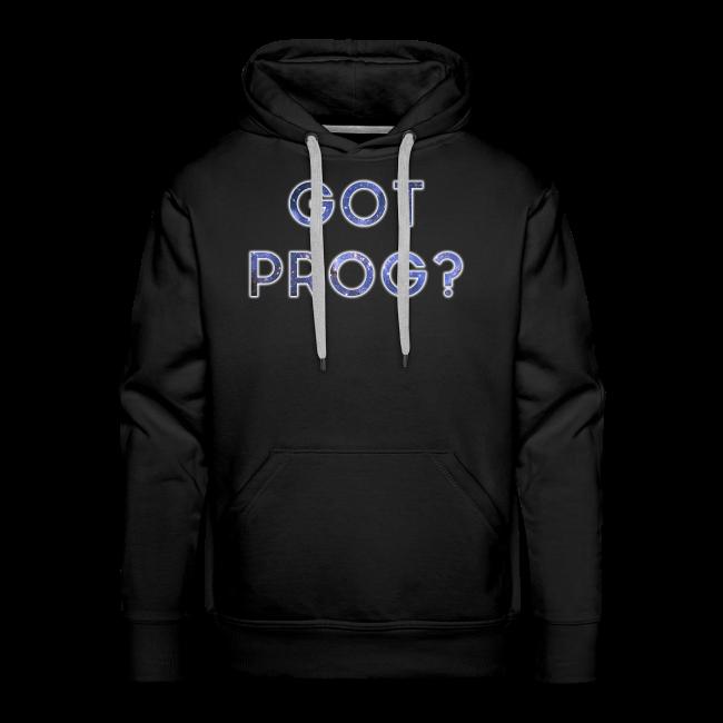 Prog Snob - Got Prog? - Hoodie for men