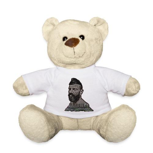Teddy mit Bärenlust Bär made of stone - Teddy