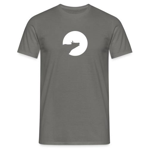 Howling Cow - Männer T-Shirt