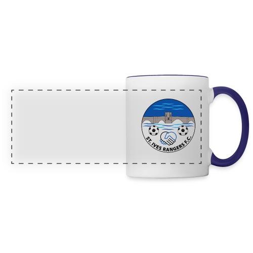 St Ives Rangers FC Panoramic Mug - Panoramic Mug