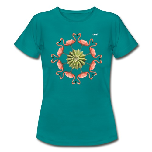 ONE - Frauenshirt - Frauen T-Shirt