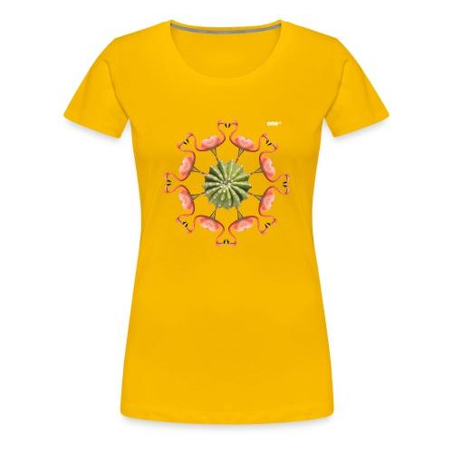 ONE - Frauenshirt - Frauen Premium T-Shirt