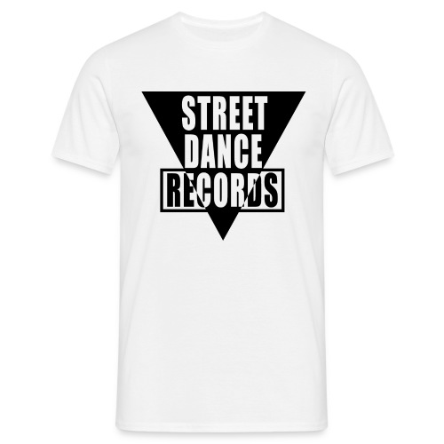 Street Dance Records - Men's T-Shirt