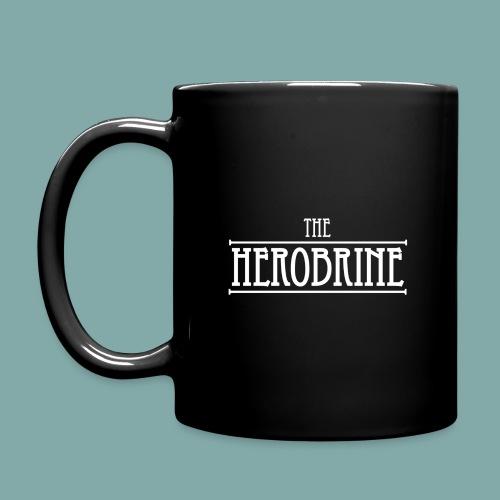 The Herobrine Mug - #3 - Full Colour Mug