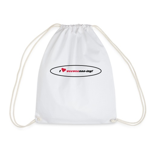 WEEWEENOO - Drawstring Bag