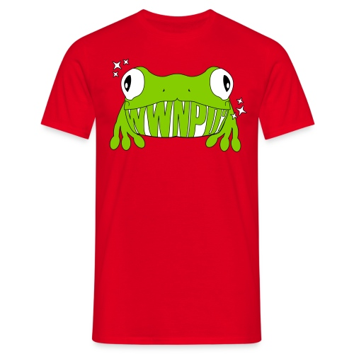 FROG TIME! - Men's T-Shirt