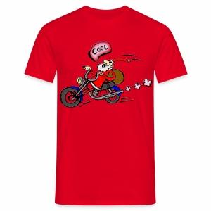 Cool Santa - Men's T-Shirt