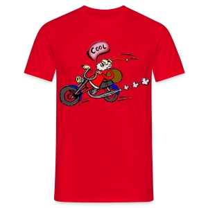 Cool Santa - T-shirt Homme