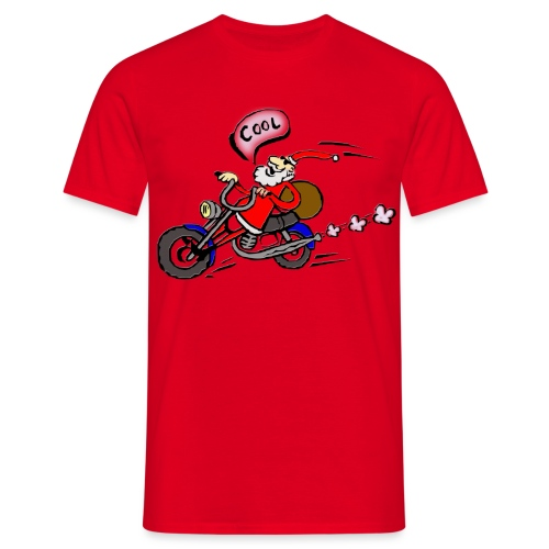 Cool Santa - Men's T-Shirt