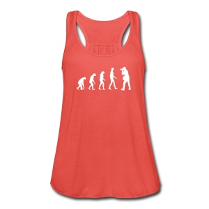 Evolution Fotografie - Frauen Tank Top von Bella