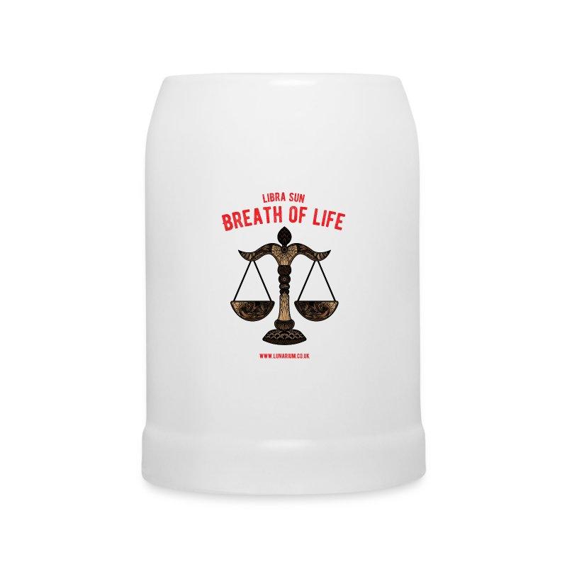 Libra Sun Beer Mug - Beer Mug