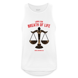 Libra Sun Men's Breathable Tank Top  - Men's Breathable Tank Top