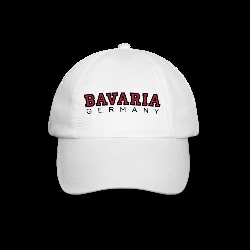 Bavaria Germany (Schwarz/Rot) Bayern Baseballkappe - Baseballkappe