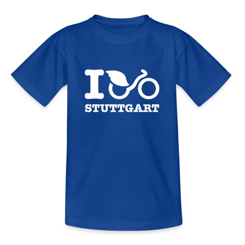 I_nextbike Stuttgart | Kinder-Shirt  - Kinder T-Shirt