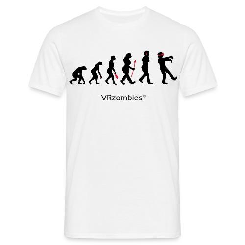 VRzombies Shirt - Männer T-Shirt