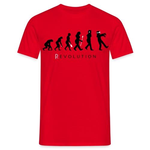 VRzombies (R)EVOLUTION Shirt - Männer T-Shirt