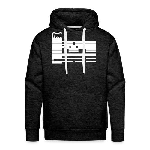 TUMA Morsecode Hoodie - Männer Premium Hoodie