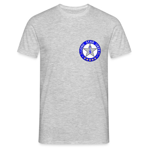 Lone Star Ukes Men's T-shirt - Men's T-Shirt